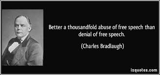 Freedom Of Speech Quotes Mesmerizing Top 48 Quotes About Free Speech