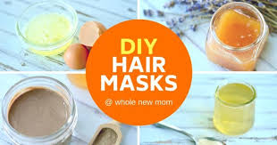 6 diy hair mask recipes you need in