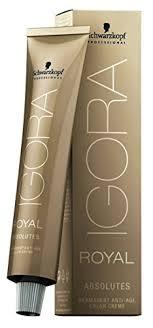 <b>Schwarzkopf Igora</b> Royal <b>Absolute</b> 7-60- Medium Blonde Chocolate ...