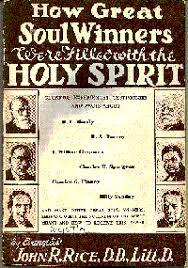 Baptism Quotes Extraordinary How Great Soul Winners Were Filled With The Holy Spirit By Dr John