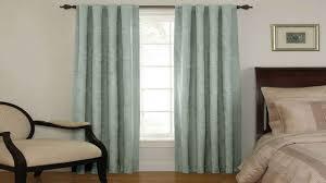 Modern Bedroom Curtain Blue Bedroom Curtains