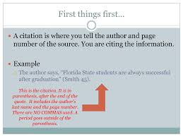 Using Quotations English Ppt Download