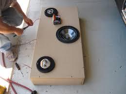 infinity 8 inch subwoofer. infinity sub box \u0026 speaker upgrade, 8 inch subwoofer
