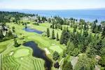 Golfing in Parksville and Qualicum Beach