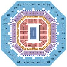 Us Open Arthur Ashe Seating Chart Arthur Ashe Stadium Seating Chart Arthur Ashe Stadium