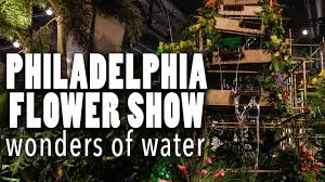 2018 philadelphia flower show mini tour