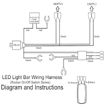 led bar 12v wiring diagram diagrams stunning light wire floralfrocks how to wire a light bar on a truck at Led Lights Wiring Diagram