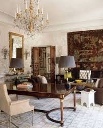 Dream home office Professional Rue Magazine Novdec 2010 Issue Featured The Eclectic Talents Of La Designer Windsor Smith Cinda Justice Dream Home Offices Pinterest 224 Best Dream Home Offices Images Luxury Office Command Centers