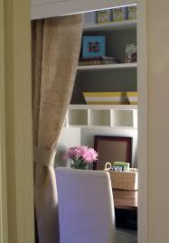 closet office. How To Make A Closet Office H