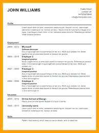 Resume Template Builder Free Job Resume Builder Template Templates ...