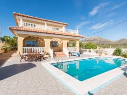Luxury Spanish Villa With 4 Bedrooms  36429TX  Architectural Spanish Villa