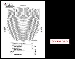 Charleston Wv Civic Center Seating Chart 23 Problem Solving Sd Civic Theater Seating Chart