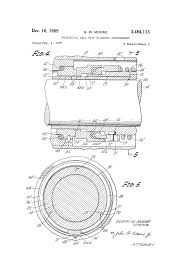 Ideas Collection Patent Us Mechanical Seal With Flushing