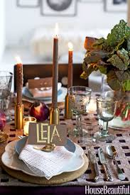 Fall Table Scapes How To Set A Fall Tablescape Fall Dining Room Decorating