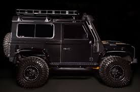 James Bond Spectre Land Rover Defender  E