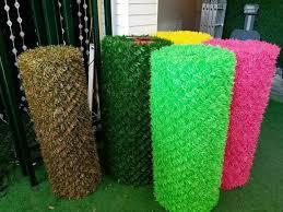 artificial grass wall panels