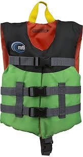 Amazon Com Mti Adventurewear Child Livery Life Jacket