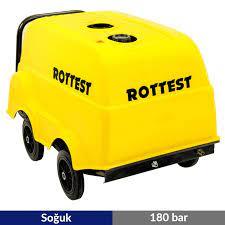 Rottest ST 180 CS   180 Bar Soğuk Yıkama Makinası