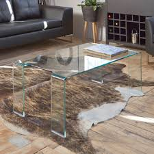 glass coffee table. Puro Glass Coffee Table Clear A