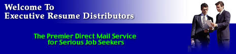 Executive Resume Distributors Stunning Resume Distribution