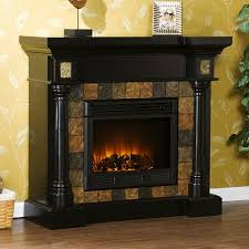 weatherford wall or corner convertible black electric fireplace electricfireplacesdirect