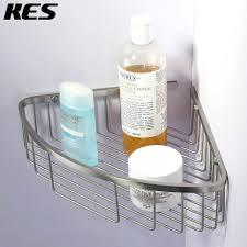 stainless steel shower caddy stainless steel shower corner rustproof bathroom triangular tub and shower basket holder