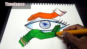 Independence Day Chart Work Independence Sketch At Paintingvalley Com Explore