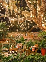 Small Backyard Lighting Ideas 40 Beautiful Backyard Lighting Ideas For Summer