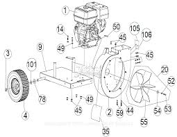 Honda small engine parts diagram unique billy goat qv550h parts diagrams