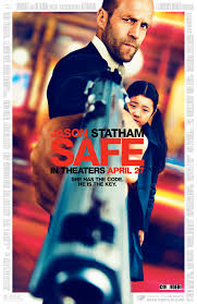 SAFE Jason Statham TV Spot