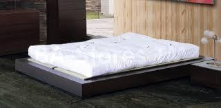 Zen Simple Platform Bed In Espresso Beds Bh Zen Bed 1 Zen Platform Bed Frame