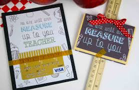Free Printable Teacher Appreciation Gift Card Measures Up Gcg