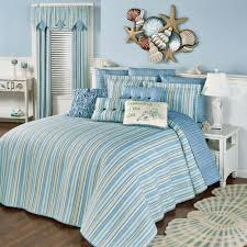 Coastal Bedding, Comforters, Quilts, Bedspreads | Touch of Class & Clearwater Grande Bedspread Multi Cool Adamdwight.com