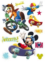 Samolepky Na Nehty Mickey Mouse Levně Blesk Zboží
