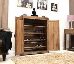 shoe furniture. strathmore solid walnut home furniture hallway shoe storage cabinet cupboard rac o