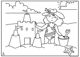 Small Picture Summer free online color pages for kids magic color book worksheet