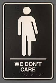gender neutral bathroom sign funny. Exellent Gender Artist Hopes To Flush Binaries With GenderNeutral Bathroom Sign On Gender Neutral Sign Funny