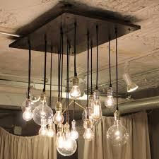 creative home design surprising edison bulb chandelier wood stunning edison bulb chandelier edison pertaining to