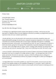 mechanic cover letter sle free