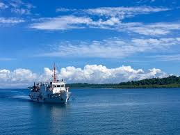 How To Reach Havelock Island From Port Blair By Ferry