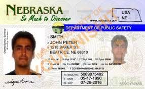 Nebraska Od Od Card Id Id Od Nebraska Card Id Nebraska Card Nebraska
