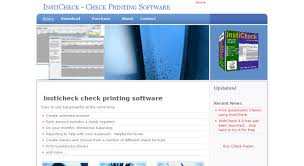 Image result for Check Printing Software images