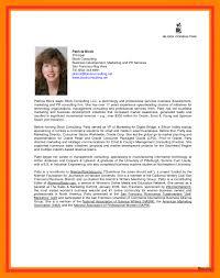 Author Biography Example Employee Bio Example Resume Bio