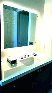 Image Modern Bathroom Mirrors Eupriceco Led Light Mirror Eupriceco