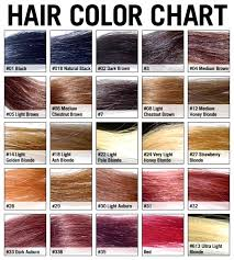 Light Brown Hair Color Chart Shades Of Brown Albnews Info