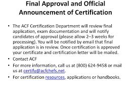 Certification Matters Ppt Video Online Download
