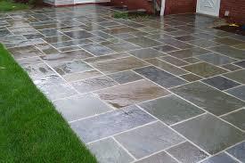 slate patio lovely design bluestone patterns installing broken for patios do it yourself slate patios