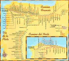 maps & paths camino de santiago guide Camino De Santiago Map Camino De Santiago Map #17 camino de santiago mapa