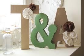 Large Metal Letters Home Decor  Home Decor IdeasLetter S Home Decor