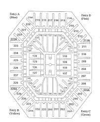 Smith Center Seating Chart Rows Fromthesix